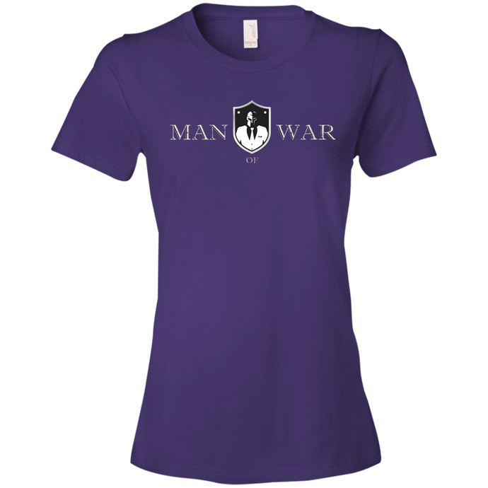 Ladies Man of War Shirt