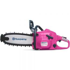 Husqvarna Pink Toy Chainsaw - Limited Edition