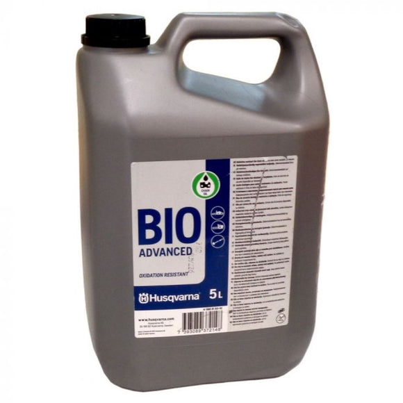 Husqvarna Bio Advanced Bar & Chain Oil 5L