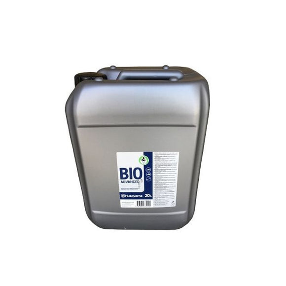 Husqvarna Bio Advanced Bar & Chain Oil 20L