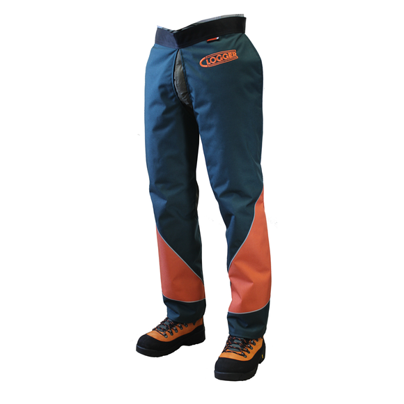 Clogger Defender Pro Chainsaw Chaps (Clipped)