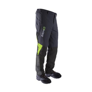 Clogger Zero Generation 2 Chainsaw Trousers - Green