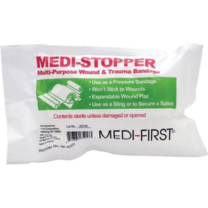 Bloodstopper Medi-Stopper Wound and Trauma Dressing