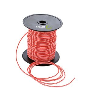 Edelrid Throw Line 2.2mm Red-Snow 60m