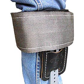 Velcro Wrap Pad with Metal Insert & Cinch Pin