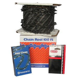 "3/8"" Std Husqvarna Oregon Chainsaw Chains"