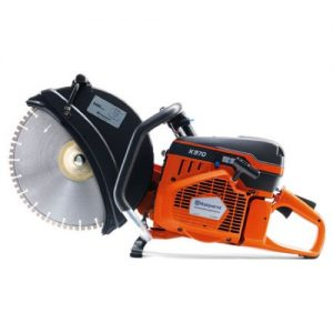 Husqvarna Power Cutter K970, 40cm Blade Guard
