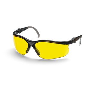 Husqvarna 'X' Series Protective Glasses Yellow X