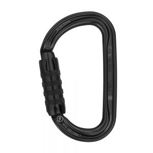 Petzl Karabiner AM'D Triact Lock Black