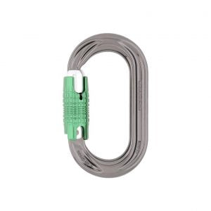DMM Perfect-O Alloy Karabiner LockSafe