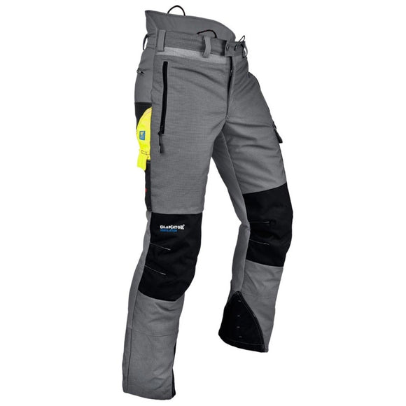 Pfanner Grey Gladiator Pants