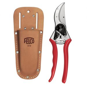 Felco D36 Secateur and Leather Holster Gift Pack