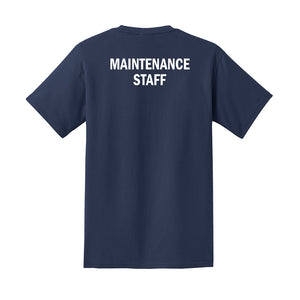 Maintenance Pocket T Shirt
