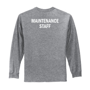 Maintenance Long Sleeve Shirt