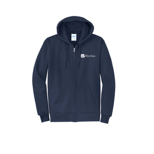Maintenance Full Zip Sweatshirt