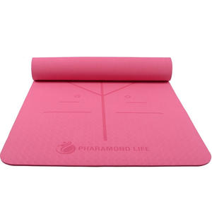 Health yoga Eco Friendly Non Slip Yoga Mat(Selling)