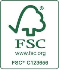 FSC - Bois issu de forets eco-gerees
