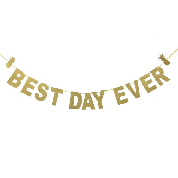best day ever banner gold canada