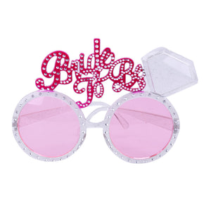 bachelorette bride to be glasses