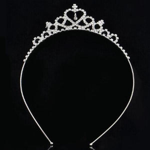 bride to be tiara headband for bachelorette