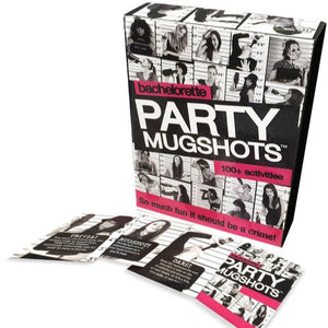 Bachelorette Party Mugshots game Canada