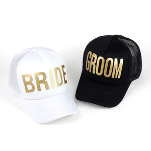 bride and groom hat canada
