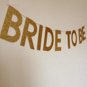 bride to be banner bachelorette canada