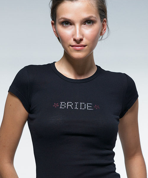 Iron-on Bride Transfer