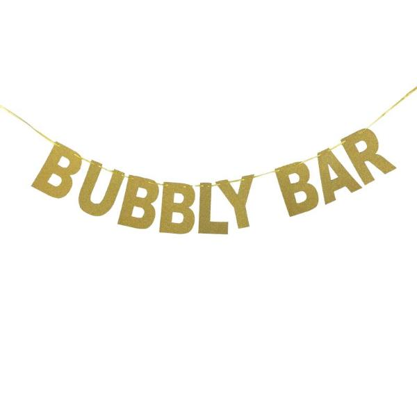 Bubbly mimosa bar banner