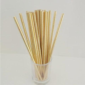 bachelorette gold straw bridal shower canada