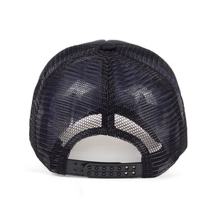 groom mesh back hat