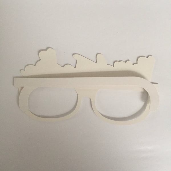 team bride glasses photo prop canada