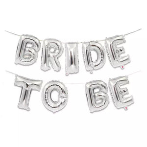 bridal shower bride banner canada