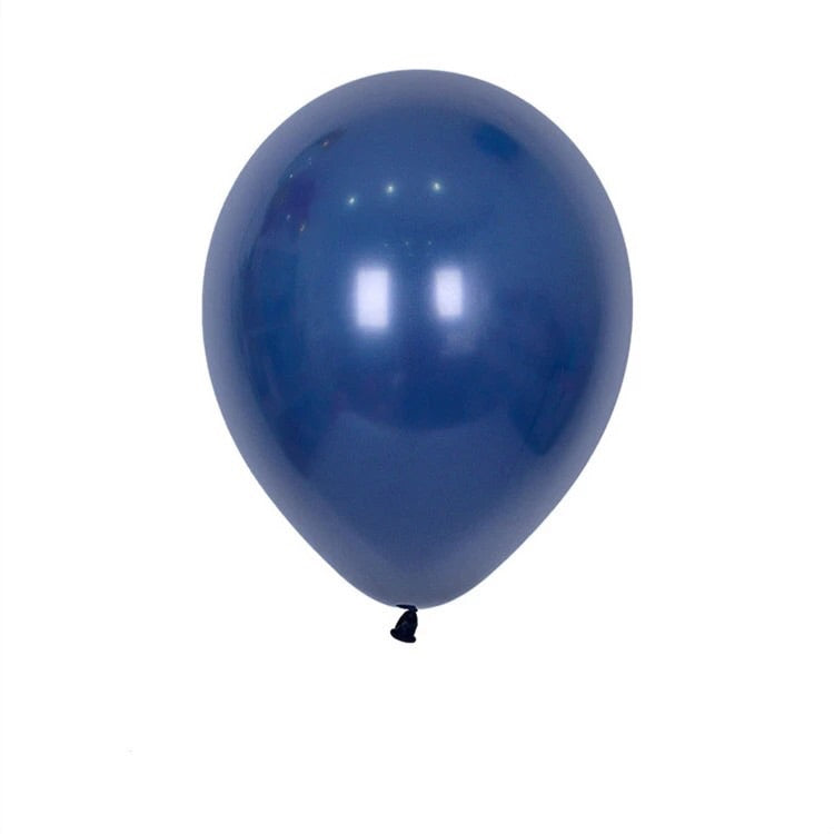 Chrome balloons - 10 pack (multiple colours)