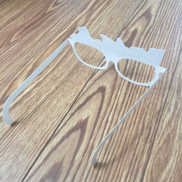 bachelorette bride glasses photo prop canada