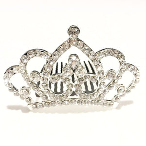 Bride to be tiara comb perfect for bachlorette or bridal shower