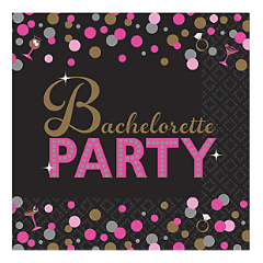 bachelorette party napkins canada