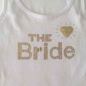 Bachelorette bride tank top shirt canada