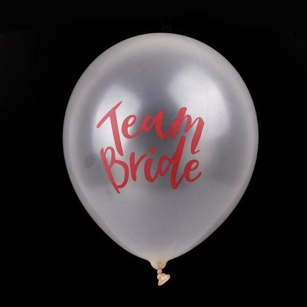 bachelorette team bride balloon canada