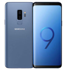 Samsung Galaxy S9 plus - 64GB, 6GB Ram, 4G LTE (Coral Blue)