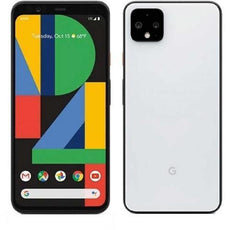 Google Pixel 4 XL Dual Sim Clearly White 6GB RAM 64GB