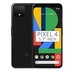 Google Pixel 4 - Just Black - 64GB