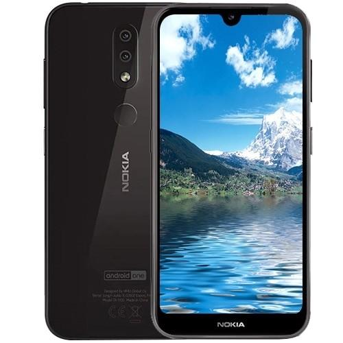 NOKIA 4.2 Android Smartphone, 3GB RAM, 32GB Memory, 5.7 Inch HD+ Display, 13MP Dual