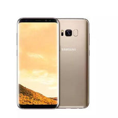 Samsung Galaxy S8 - 64GB, 4G LTE Maple Gold  (Dual Sim)