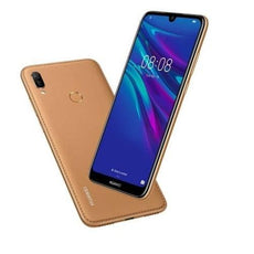 Huawei Y6 Prime 2019 6.09 inch FullView Dewdrop Display Smartphone with Dual Camera, 2GB+32GB, Amber Brown