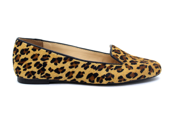 Sapatilha Slipper Animal Print Onça