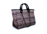 Bolsa Animal Print Correntes