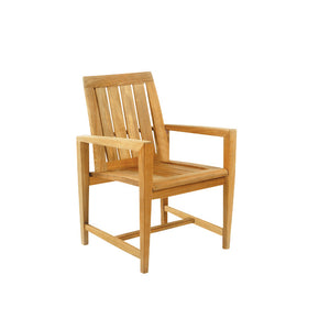 Awesome Amalfi Dining Armchair Kingsley Bate Outdoor Furniture Ibusinesslaw Wood Chair Design Ideas Ibusinesslaworg