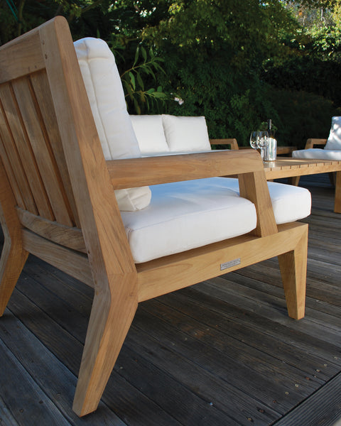 Excellent Mendocino Deep Seating Lounge Chair Kingsley Bate Outdoor Pdpeps Interior Chair Design Pdpepsorg