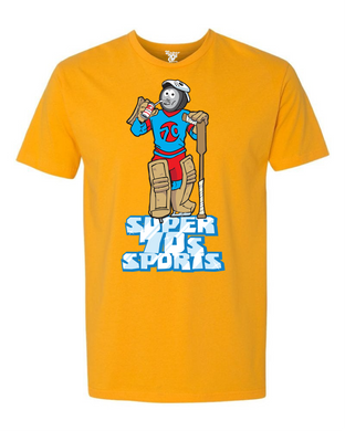 S7S Hockey Man Logo Tee